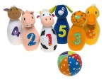 Baby and Farm Things Bowling | International Playthings